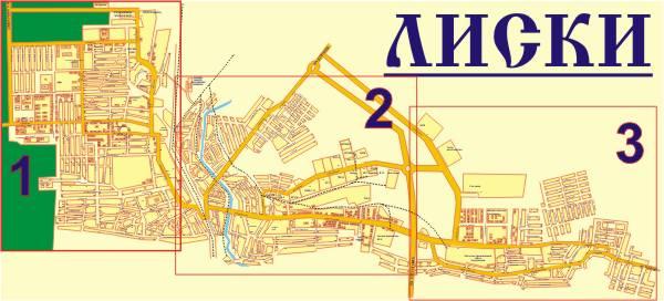 карта дороги бутурлиновка ж д вокзал воронеж изобретениям Николы